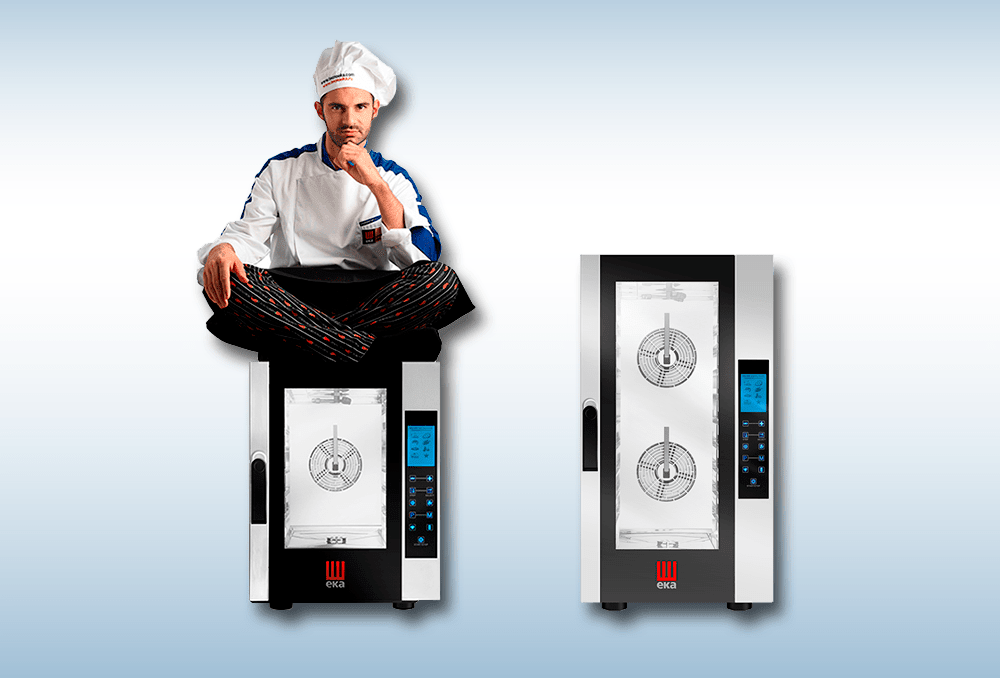 Compact: новая линейка пароконвектоматов Tecnoeka