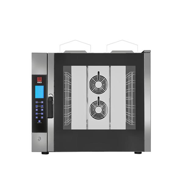 EKF 711 G TC | Пароконвектомат газовый